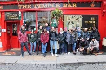 Irland 7N2 Glückliche Schüler 3